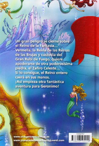 Sexto viaje al Reino de la Fantasía: ¡Descubre los nuevos perfumes mágicos! (Geronimo Stilton)
