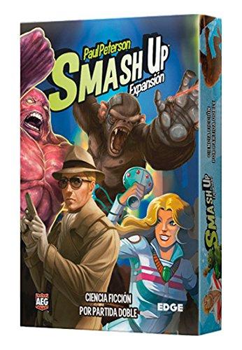 Smash Up - Ciencia ficción por partida doble