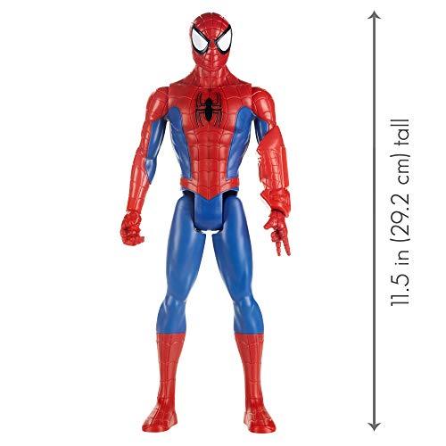 Spider-Man - Titan (Hasbro E0649EU4)
