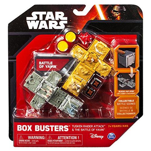 Star Wars Box Busters Juego de dados Packs de 2 Starter Sets Surtido (4)