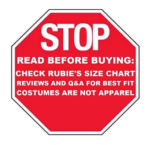 Star Wars Rubie'S Disfraz Force Awakens Deluxe Rey, Grande, (EE.UU. 14-16), Busto de 40 a 42 Pulgadas, Cintura 35 a 38 Pulgadas, Inseam 30 Pulgadas