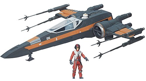 Star Wars -  X-Wing, figura (Hasbro B3953) , color/modelo surtido