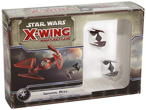 Star Wars: X-Wing Imperial Aces Expansion