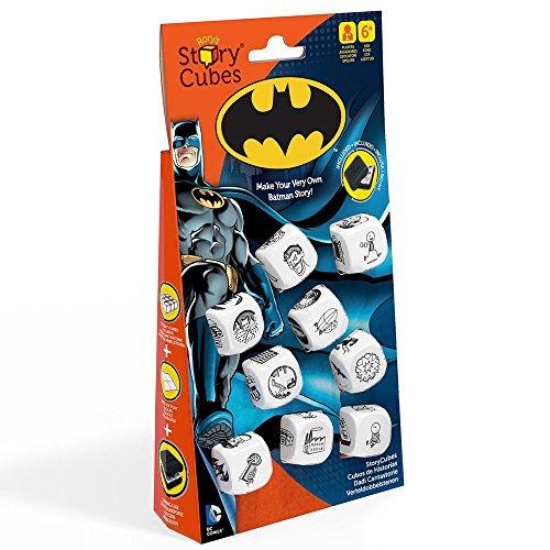 Story Cubes Batman (Display 8 Unidades)
