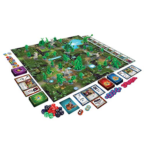 Super Dungeon Explore - El Rey Olvidado, juego de mesa (Edge Entertainment EDGND01) , color/modelo surtido