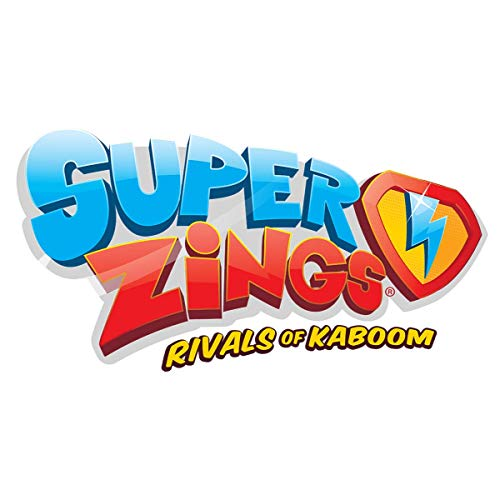 Superzings - Kazoom Lab Battle con únicas y exclusivas figuras de Enigma y Profesor K , color/modelo surtido