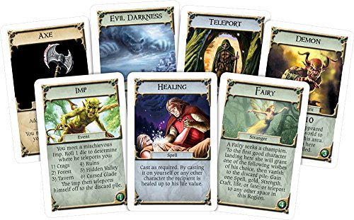 Talisman: The Magical Quest Game