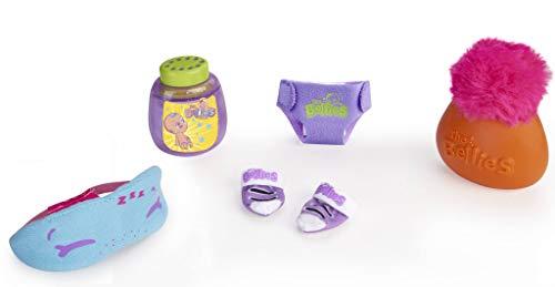 The Bellies - Bellie, Kit Dulces Sueños, Accesorios para Dormir, Recomendado para Niños y Niñas a Partir de 3 Años, Multicolor, (Famosa 700015141)