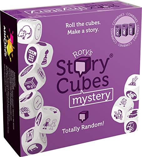 The Creativity Hub RSC29 Cubos de historia de Rory Mystery, multicolor , color/modelo surtido