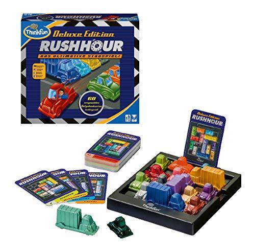 ThinkFun 76305 Rush Hour - Juego de lógica [Importado de Alemania]