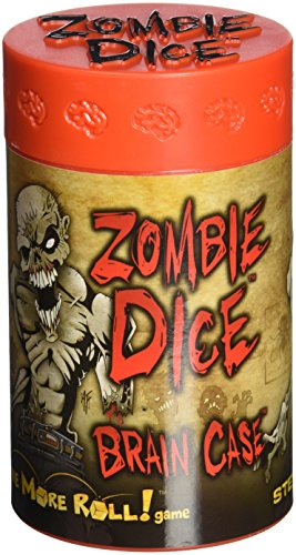 Toy Zany – 332251 – Zombie Dice – Brain Case