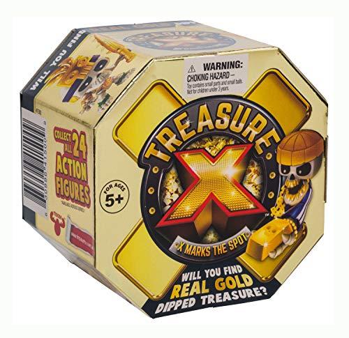 TREASURE X- Paquete individual de acción, Multicolor (Moose 41500) , color/modelo surtido