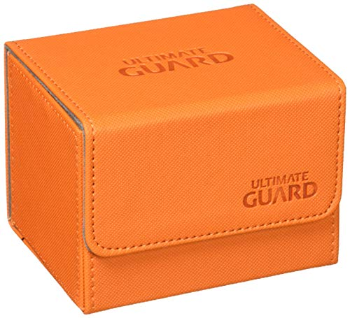 Ultimate Guard UGD010783 Sidewinder - Juego de Cartas (cartón), Color Naranja