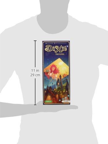 Unbekannt Asmodee - Juego de Mesa Dixit 2 Big Box 001622 (Idioma español no garantizado)