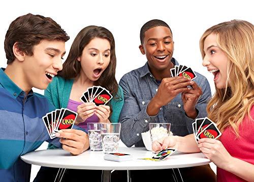 UNO, juego de cartas (42003) - [versión inglesa]