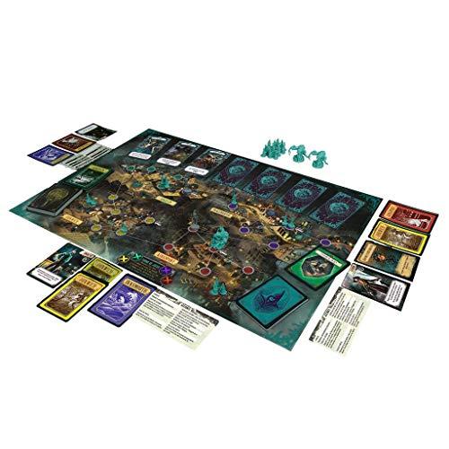 Z-Man Games- Pandemic El Reino de Cthulhu, Color (ZM7114ES)