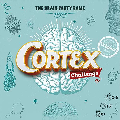 Zygomatic- Cortex Challenge, juego de mesa (Asmodee ADE0COR01ML) , color/modelo surtido