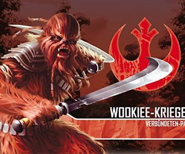 guerreros wookiee star wars imperial assault