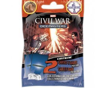 marvel dice masters civil war sobres