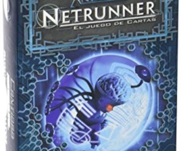 android netrunner lcg cantidad residual ciclo genesis