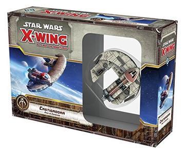 castigadora star wars x wing