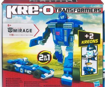 kre o transformers mirage