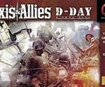 axis allies d day