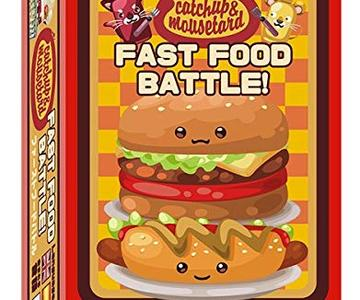 catchup mousetard fast food battle