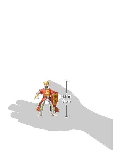 39338 - Ricardo Corazón de León, rojo [importado de Alemania]