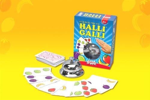 Amigo 1700 Halli Galli - Juego de Mesa [Importado de Alemania]
