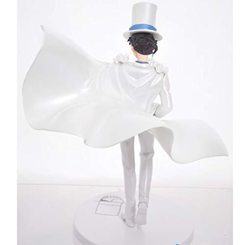 Animación Personaje Detective Conan Decoración de Escritorio Figura de acción Modelo Decoración Estatua Regalo de Niños 23CM