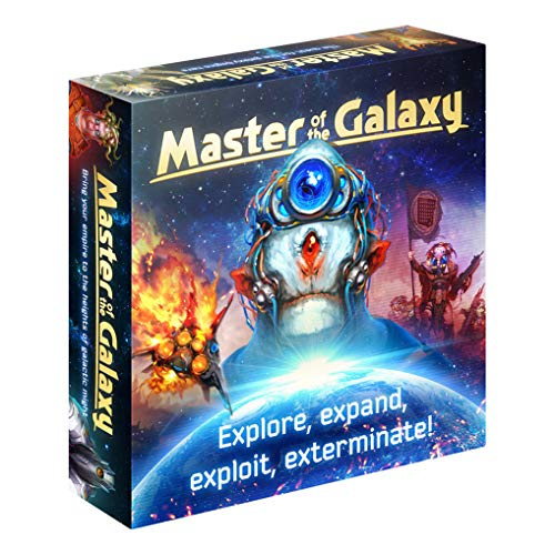 Ares Games Master of The Galaxy - English
