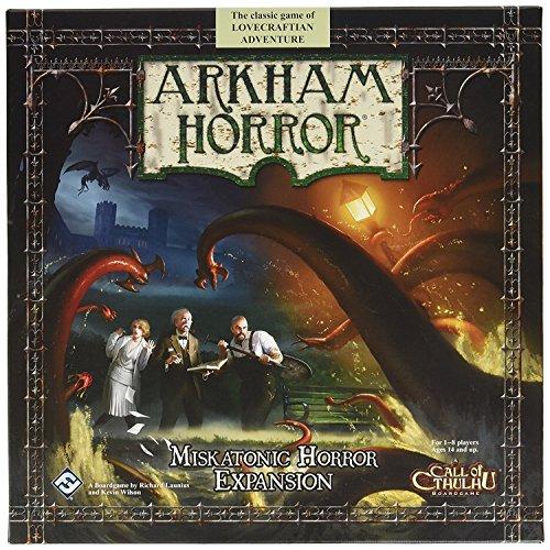 Arkham Horror: El Horror de Miskatonic
