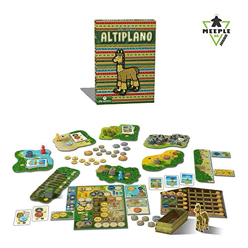 Arrakis Games- Altiplano, Multicolor (RGS0807)