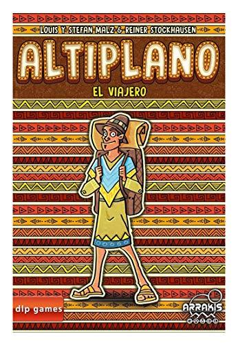 Arrakis Games - Juego de mesa Altiplano: El Viajero (ARKALTIPL02)