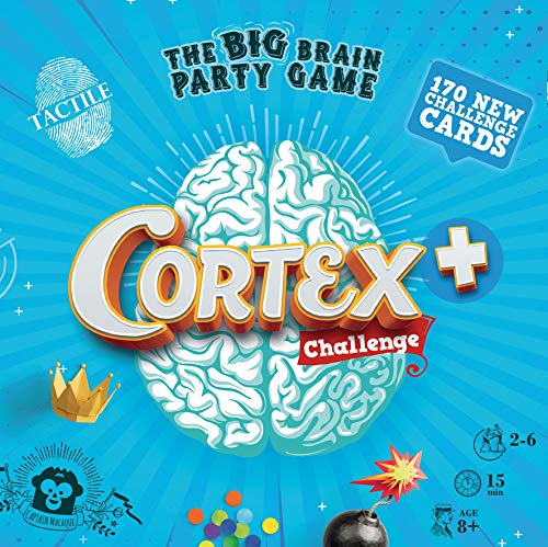 Asmodee ASMCORPLU01ML Cortex Plus, Multicolor , color/modelo surtido