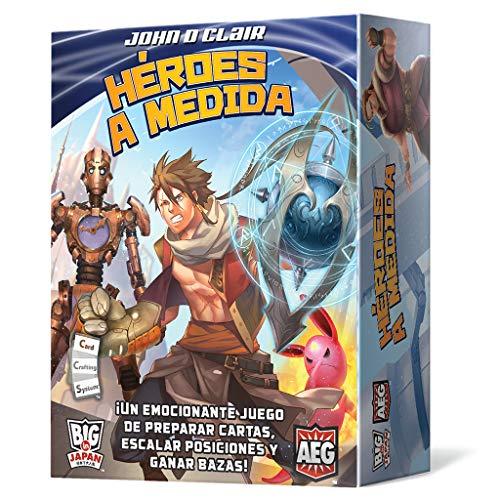 Asmodee- Heroes A Medida - Español, Color