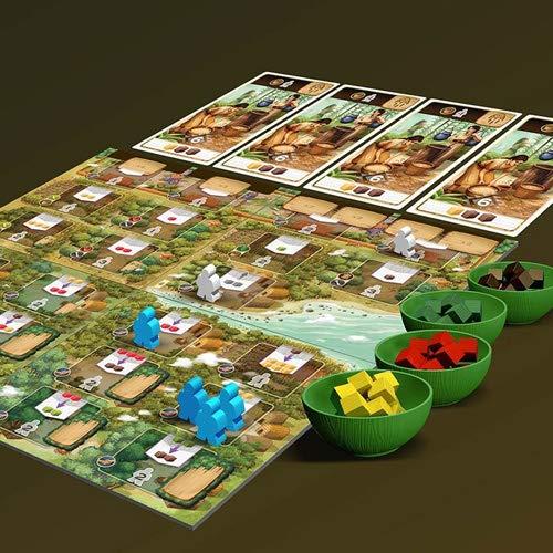 Asmodee Italia - Century El Nuevo Mundo de Juegos de Mesa, Color, 7508