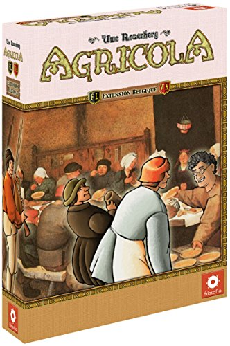 Asmodee–Juego de Estrategia–Agricola