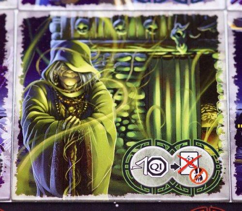 Asmodée - Juego de Mesa  Ghost Stories (Repos 200514)