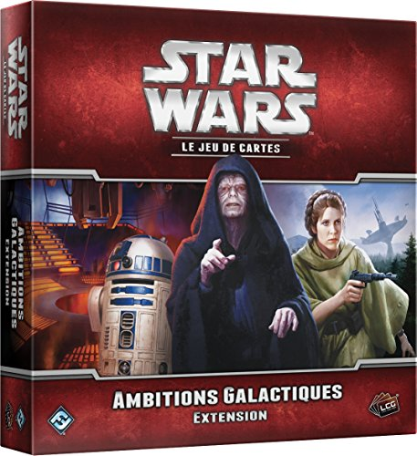 Asmodee–UBIJSW30–Star Wars LCG–Ambiciones galácticas