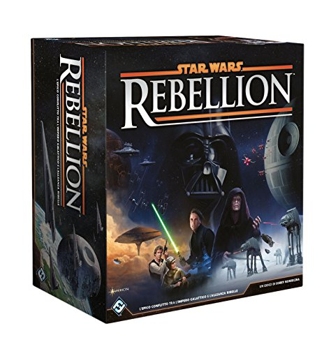 Asterion 9090 – Juegos Star Wars Rebellion