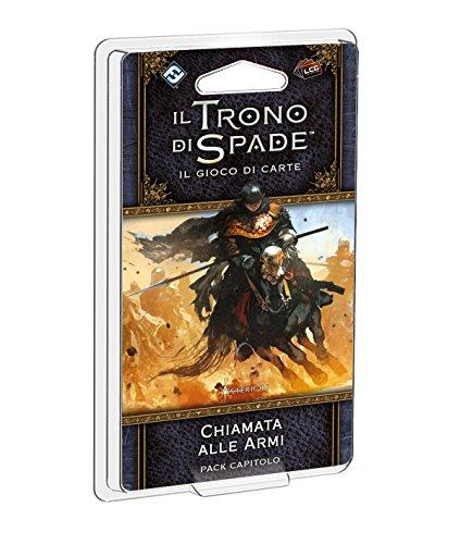 Asterion 9209–Juegos il Trono di Spade LCG–Llamadas al Armas, edición Italiana