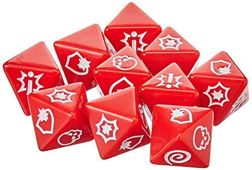 Atomic Mass- Marvel Crisis Protocol Dice Pack Inglés, Color (Fantasy Flight Games CP02EN)