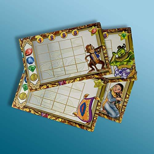 Átomo Games Aladino y la Cueva de Las Maravillas. Juego de Mesa