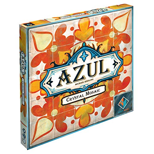 Azul: Crystal Mosaic Expansion Board Game