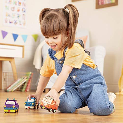 B. Toys- Mini Juego de vehículos con tracción Trasera. (Branford LTD BX1909Z)