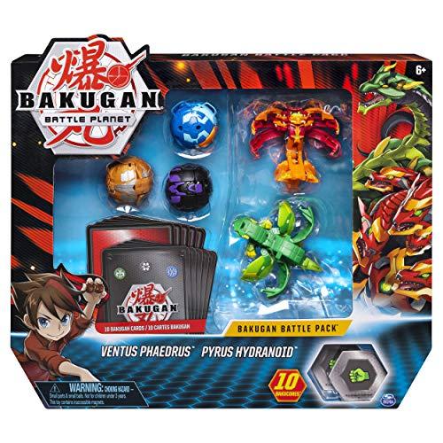 Bakugan - Juego de batalla surtido (los estilos pueden variar), multicolor