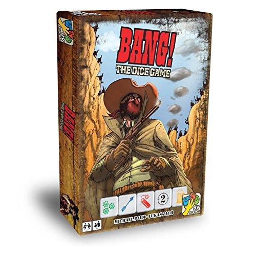 Bang! - Dice Game Giochi Merchandising Ufficiale