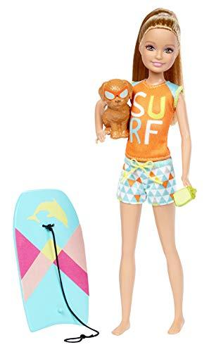 Barbie- Aventura de Los Delfines Muñeca Stacey,, 0 (Mattel FBD69)